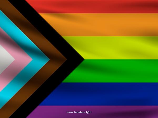 La nueva bandera LGBT Quasar está disponible para tí en nuestra tienda online